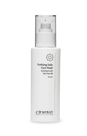 Cinere Purifying Daily Face Wash (Oily Skin) 150ml